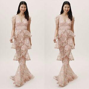 Bhldn Zaire Dress x Marchesa Notte